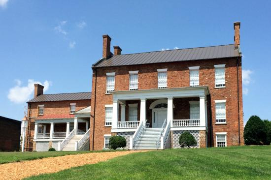 Greeneville, TN: Dickson Williams Mansion