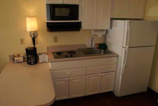 Anderson Extended Stay Hotel: Suite