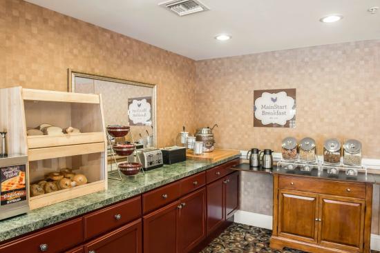 Mainstay Suites: FLBKFAST