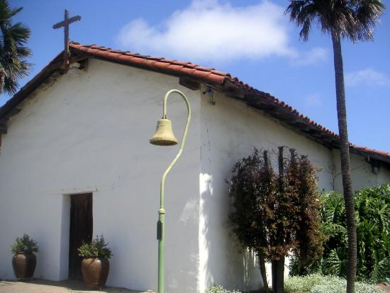 Mission Nuestra Senora de la Soledad: The Mission Chapel