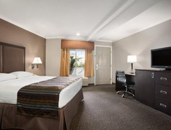 Super 8 Mountain View: Standard Queen Room