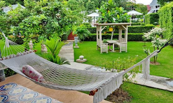 Perennial Resort : View from Superior Villa
