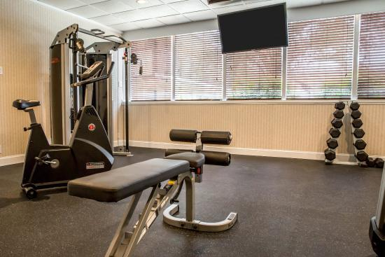 Quality Inn Elizabeth City: NCFITNESS