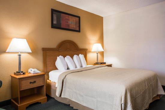Aiken, Carolina del Sur: Guest Room