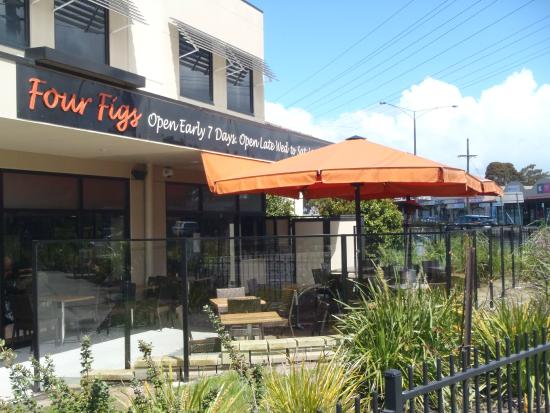 Beaconsfield Cafes Restaurants