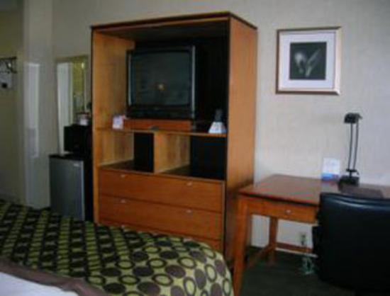 Ramada Harrisonburg: Guest Room
