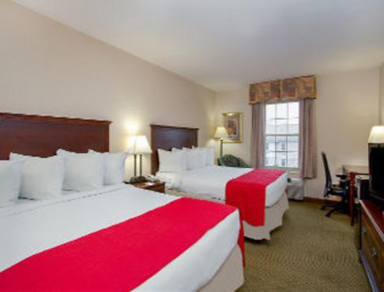Ramada Sellersburg/Louisville North : Guest Room