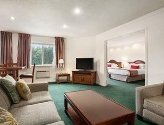 Ramada San Jose Downtown Near Convention Center : Jacuzzi Suite