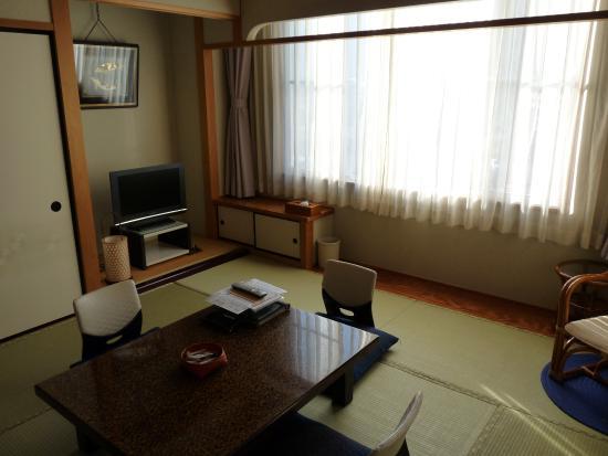 KKR Gero Shirasagi: 部屋の様子