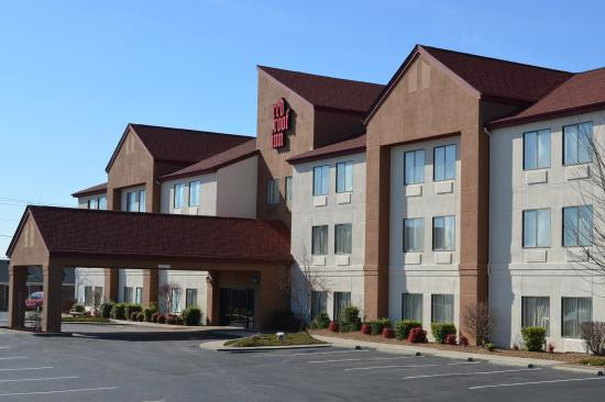 Red Roof Inn Lexington - Richmond: Inn Exterior