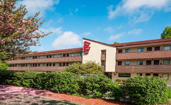 Red Roof Inn Tinton Falls-Jersey Shore: Exterior