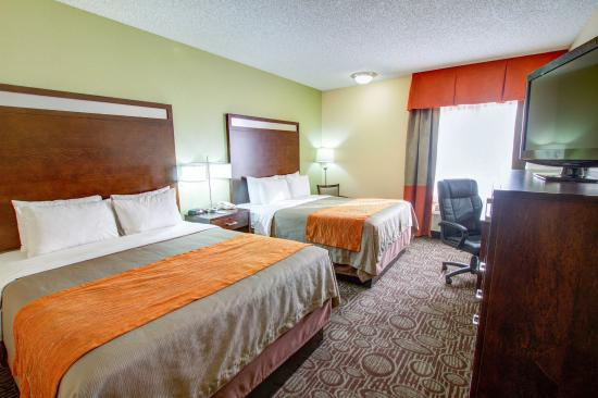 Comfort Inn - Chandler / Phoenix South: AZTWOQUEEN