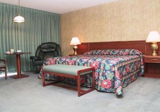 Rodeway Inn : Interior