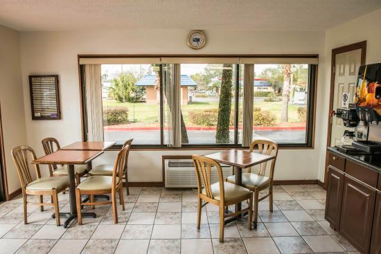 Rodeway Inn Lake City: FLLobby
