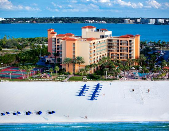 Sheraton Sand Key Resort Photo