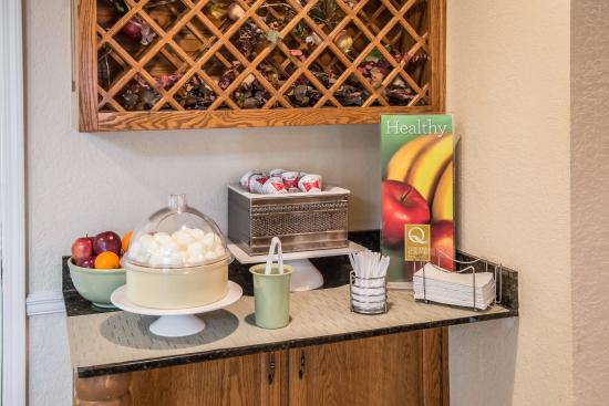 Quality Inn of Lake City: FLCBkfast