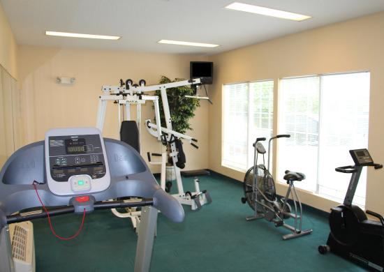 Jameson Inn Wilmington: Fitness Room