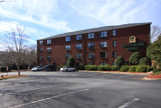 Kennesaw/Town Center Extended Stay Hotel: Exterior view