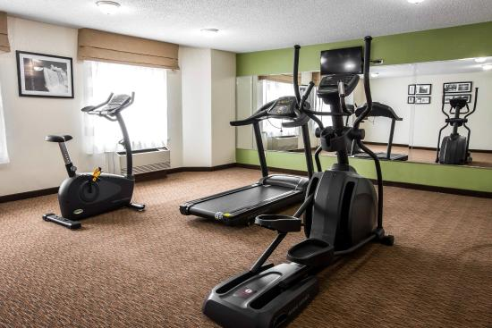 Sleep Inn: Nc Fitness