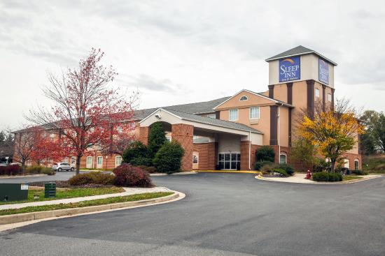 Sleep Inn & Suites Emmitsburg: Md Exterior