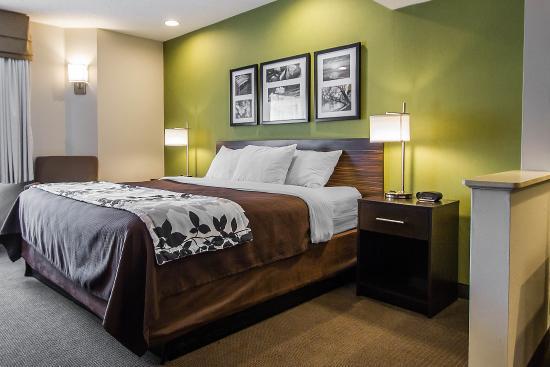 Sleep Inn & Suites: CTSNKJ