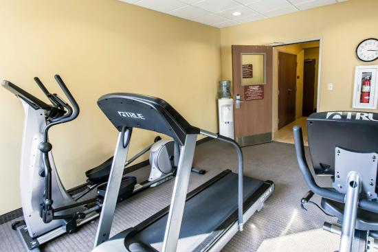 Sleep Inn & Suites: FLFITNESS
