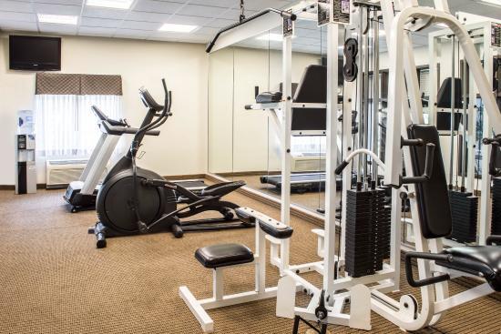 Sleep Inn & Suites: Md Fitness