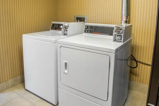 Sleep Inn & Suites: Md Laundry