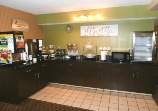 Sleep Inn Airport Kansas City: MOBreakfast Room