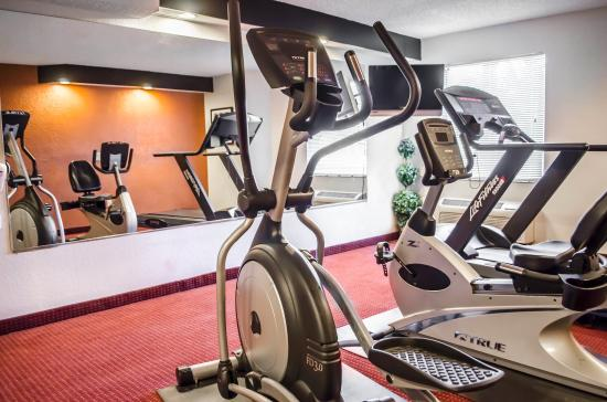 Sleep Inn Near Busch Gardens/usf: Fl Fitness
