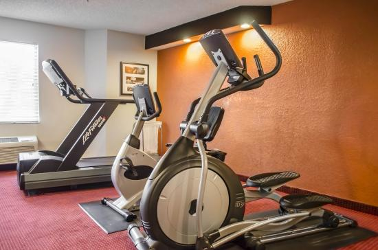 Sleep Inn Tampa: Fl Fitness
