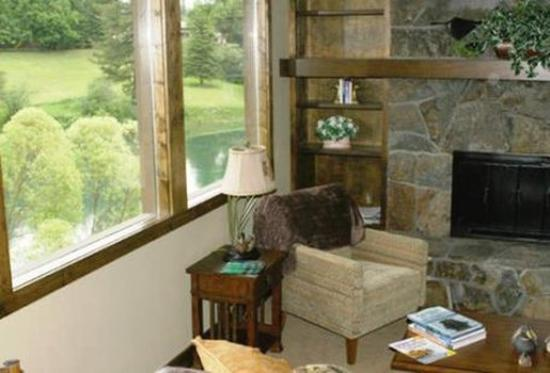 Duck Inn Lodge: Guest room