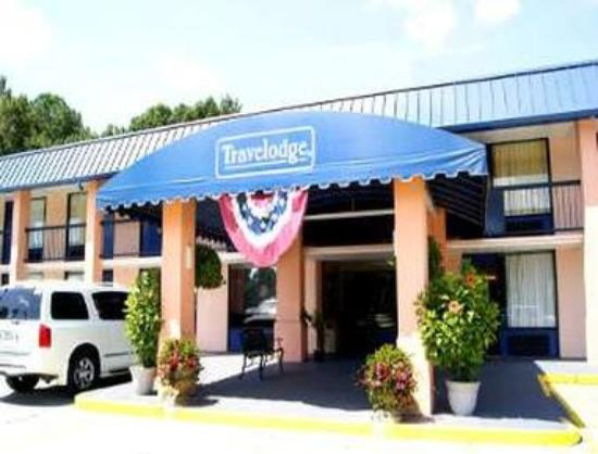 Travelodge Richmond Hill: Welcome to the Travelodge Savannah Area/Richmond Hill