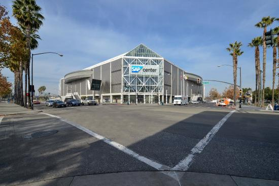 Americas Best Value Inn- San Jose Convention Center: SAP Center