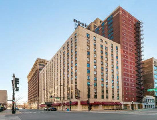 Travelodge hotel downtown chicago 99 1 3 1 updated for All hotels downtown chicago