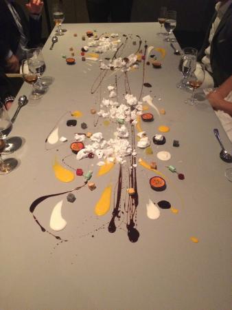 Alinea: Final dessert