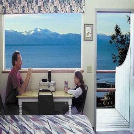 Ocean Shores: Guest room