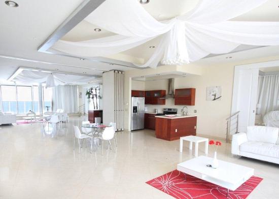 Ocean Manor Beach Resort Hotel: Penthouse