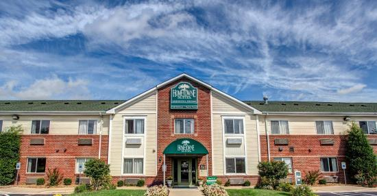 Home-Towne Suites Clarksville