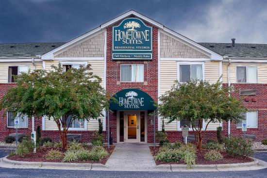 Home-Towne Suites of Greenville : Exterior view