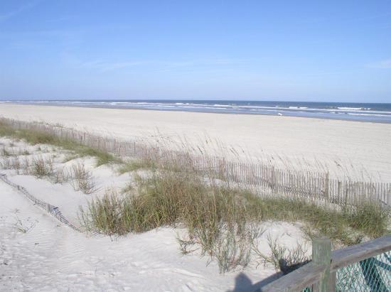 La Fiesta Ocean Inn & Suites: Beach