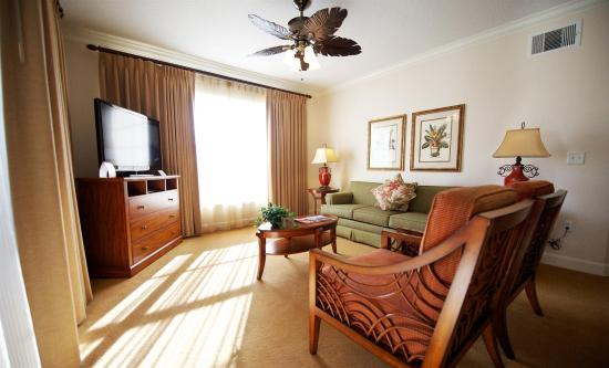 Grande Villas Resort : Suite