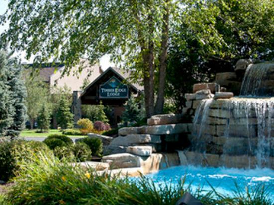 Timber Ridge Lodge & Waterpark: ext