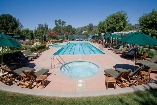 Silverado Resort and Spa: Spa Pool