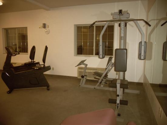 Edmore, MI: Health club