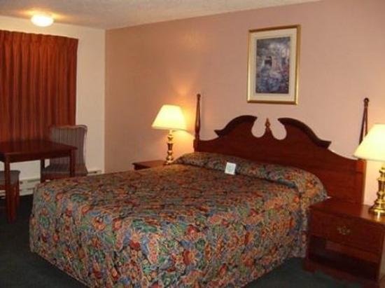 Sunnyside, Waszyngton: Guest room