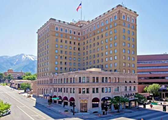 Ben Lomond Suites Historic Hotel,  an Ascend Collection Hotel: Exterior