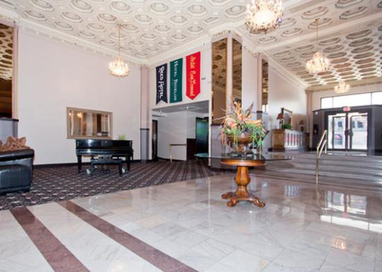 Ben Lomond Suites Historic Hotel, an Ascend Collection Hotel: UTLobby
