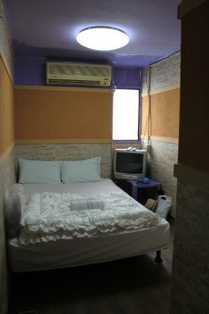 H2O Guesthouse: ห้องพัก