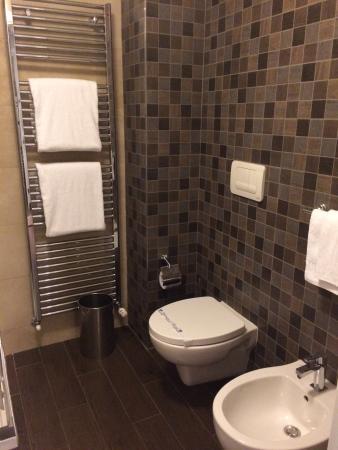 Hotel Il Corazziere: Bagno